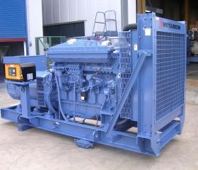 Máy phát điện Mitsubishi 690 Kva