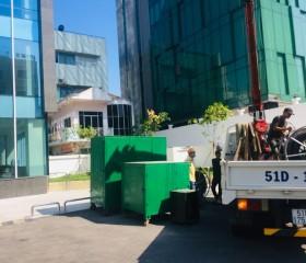Thử tải máy phát điện 1600 Kva