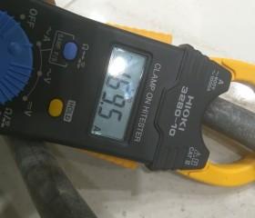 Thử tải máy phát điện 100 Kva