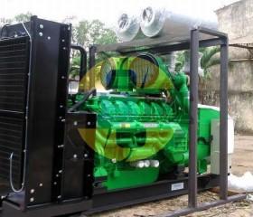 Vận chuyển và lắp đặt máy phát điện 1200 Kva