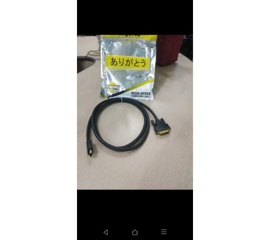 Cáp kết nối DVI - HDMI