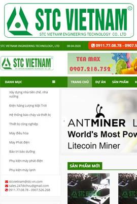 STC Việt Nam Engineering Technology Co., LTD