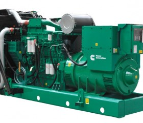 Máy phát điện Cummins K38 Serial ( India) 1010 KVA Prime