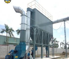 Hệ thống lọc khí nhà máy 20.000 m3